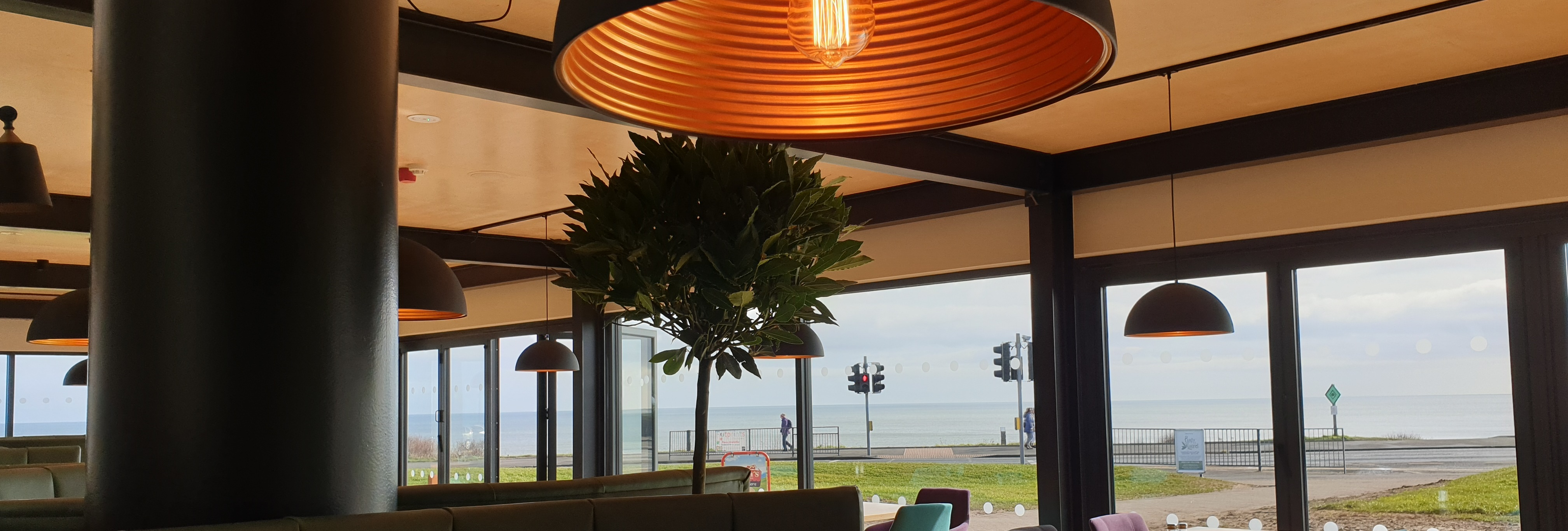 Our Sea View Restaurant